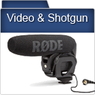 Video Shotgun Mics
