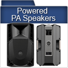 Powered PA Speakers