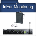 Foldback and in-ear monitoring