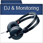 DJ & Monitoring Headphones