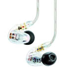 Shure SE315CL Sound Isolating Earphones