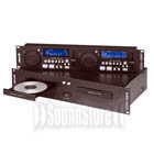 Gemini CDX-02GE Dual DJ Karaoke CD Player
