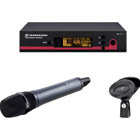 Sennheiser ew135 G3 Handheld Radio Mic System with upgrade to e935 capsule