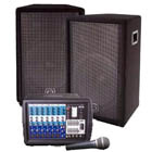 Wharfedale PMX700 300w Portable PA System