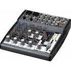 Behringer Xenyx 1002FX 10 Input Mixer with FX