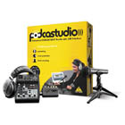 Behringer PodCaStudio USB Recording Package