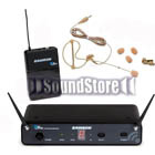 SAMSON Concert 88 Headset UHF Wireless Mic System