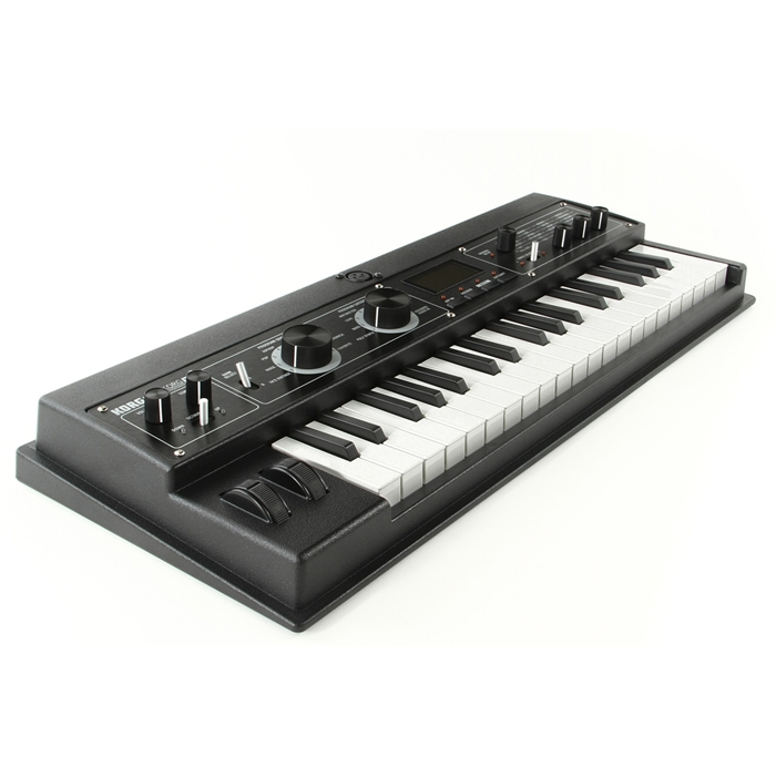 Korg microKORG XL+ Analog Modeling Synthesizer with Vocoder