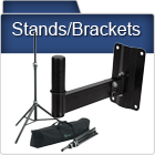 PA Speaker Stands