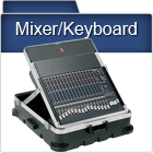 Mixer & Keyboard Roadcases