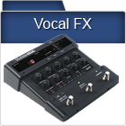 Vocal Effects & Processors