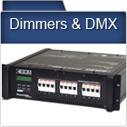 Dimmers and DMX
