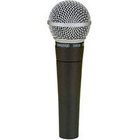 Shure SM58 Industry Standard Vocal Mic