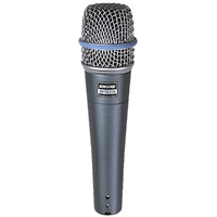 Shure BETA57A Vocal & Instrument Mic