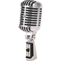 Shure 55SHII Buddy Holly Vocal Mic