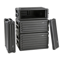 SKB Roto-Rack Roadcase 2U to 12U
