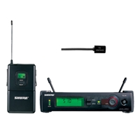Shure SLX14-93 Bodypack Radio Mic Kit with WL93 lapel mic