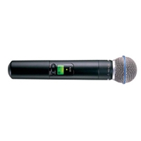 Shure SLX2-BETA58 Handheld Radio Mic Transmitter with BETA58