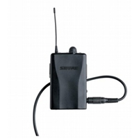 Shure P2R Wireless/Wired In-Ear Monitoring Bodypack Receiver