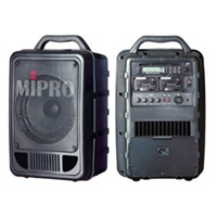Mipro MA705 70w Portable PA System