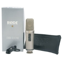 Rode NT1a Large Diaphragm Studio Microphone