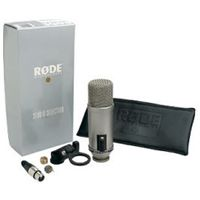 "Rode Broadcaster Precision 1"" Condenser Microphone"