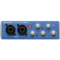 Presonus AudioBox USB96 96Khz  Recording Interface