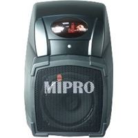 Mipro MA101ACT 30 watt wall mount wireless classroom PA.
