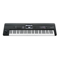 KORG Krome-61 (61-key) Synth Workstation