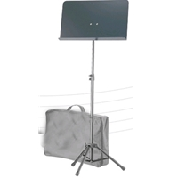 K&M 37884 Music Stand with bag