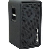 tc electronic rs210 2x10 vertical stacking bass cabinet. Black Bedroom Furniture Sets. Home Design Ideas