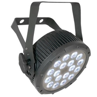 LitePar Pro T18 Low Profile LED Stage Light (18x3w RGB)