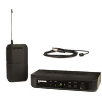 Shure BLX14-WL93 Lapel Radio Mic System with WL93