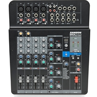 SAMSON MixPad MXP124FX 12-channel Mixer With FX and USB