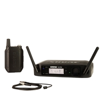 Shure GLXD14-WL93 LAPEL BODYPACK WIRELESS SYSTEM W/WL93