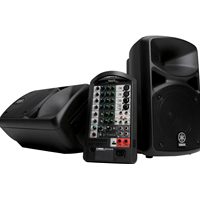 Yamaha STAGEPAS400i 400W Portable PA System