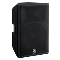 "Yamaha DXR15 1100w 15"" 2-Way Powered Loudspeaker"