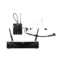 AKG WMS420-HEADSET Headset Wireless Kit + C555L