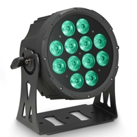 CAMEO  FLAT PRO 12 12 x 10 W FLAT LED RGBWA PAR light