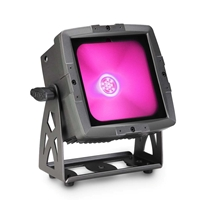 CAMEO FLAT PRO FLOOD IP65 TRI Outdoor Flood Light with 60 Watt Tri-Color COB LED