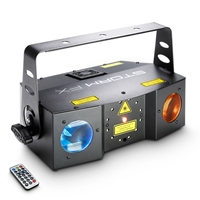 CAMEO Lighting STORM FX 3-in-1 lighting effect
