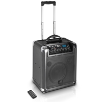 LD Systems Roadjack 10 PA System w/ Mixer & Bluetooth