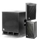 "Quest QMPack 1 x QM1000A powered 15"" sub + 2 x 8"" satellite speakers"