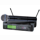 Shure SLX24-BETA58 Handheld Radio Mic Kit with BETA58