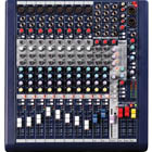Soundcraft MFXi8 8ch Mixing Console
