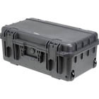 "SKB 20""x11""x7"" WATERPROOF CASE W/ CUBE FOAM WHEELS & HANDLE 3I-2011-7B-C"