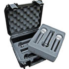 SKB 3I-0907-MC6 6-hole Microphone Case