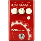TC Helicon Voicetone Mic Mechanic Vocal Toolbox Pedal