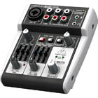 Behringer Xenyx 302USB 5ch Mixer/Pre Amp/Interface