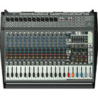 Behringer Europower PMP6000 Mixer with FX